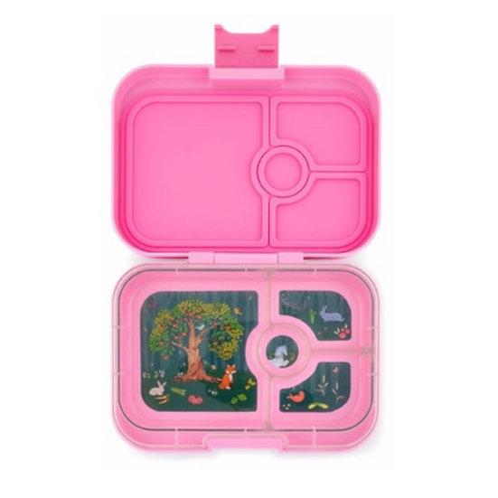 Yumbox Panino 4 Compartment- Stardust Pink