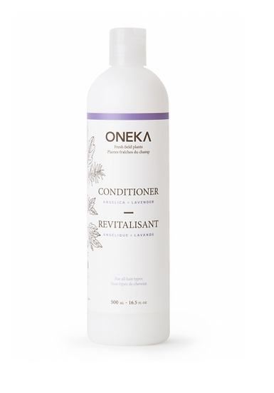 Oneka Elements Daily Conditioner 500 ML in Mason Jar