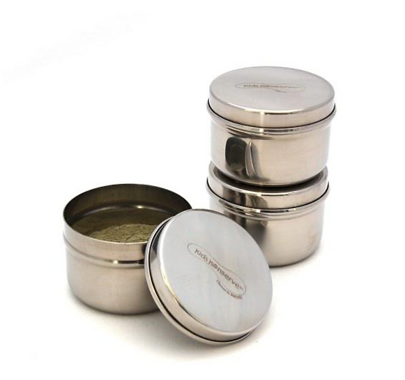 Mini Food Containers by U-Konserve (Set of 3)