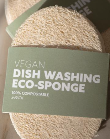 Eco Sponge (set of 3) by No Tox Life