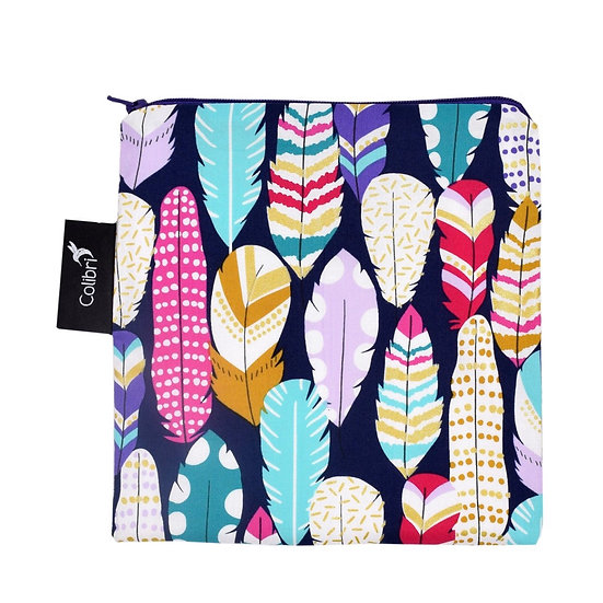 Colibri Snack Bag Large Feathers
