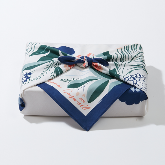 Wrappr Evergreen #21 Resuable Gift Wrap