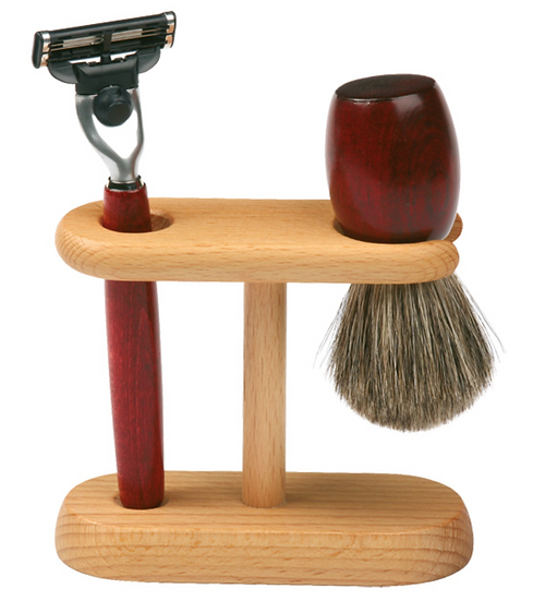 Wooden Shave Stand