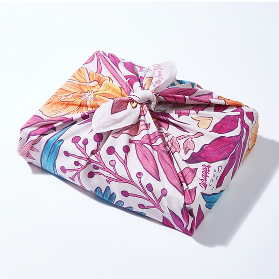 Wrappr No-Waste Gift Wrap Small- Flight (1)