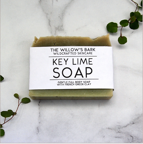 Key Lime Soap Bar