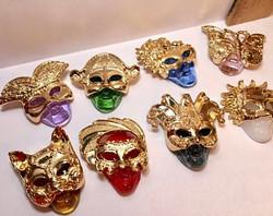 Gold Masks