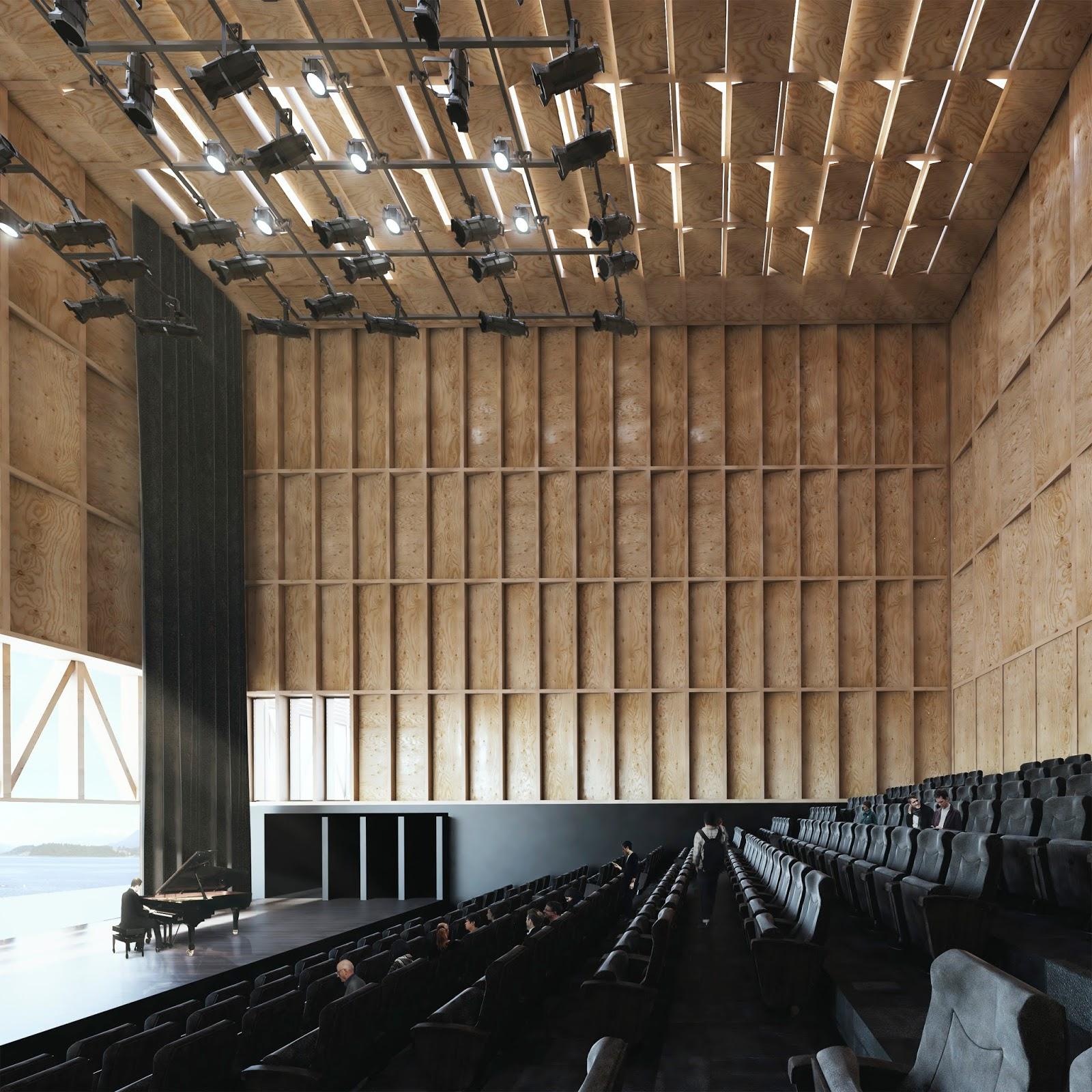 Teatro Panguipulli de las Artes