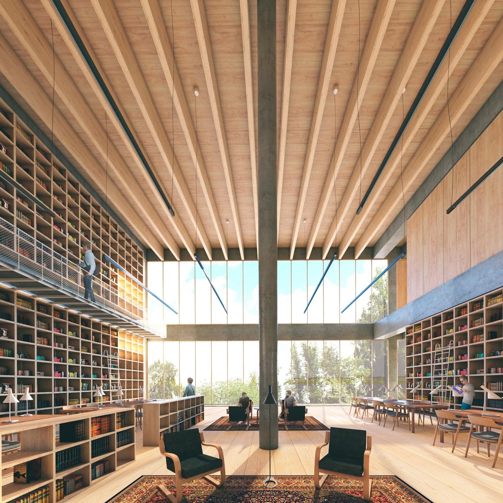 Biblioteca Publica La Araucania