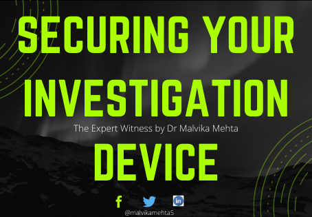 Part 3: Setting up and securing your investigation device- OSINT Investigation