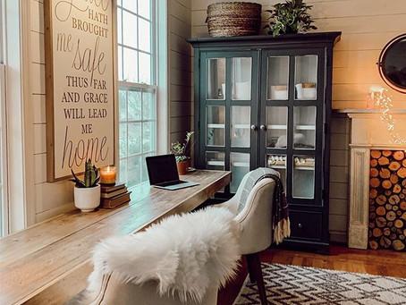 DIY Laptop Station
