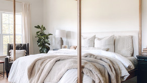 DIY Four Poster Bed