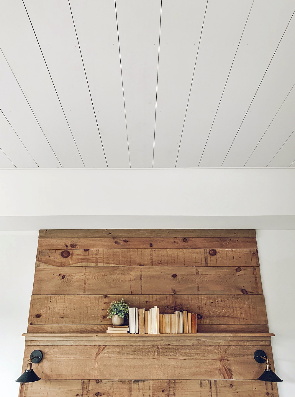 Shiplap Ceiling 100 Diy Projects