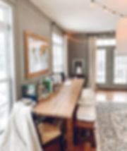 The Simple Farmhouse, homeschool room, h