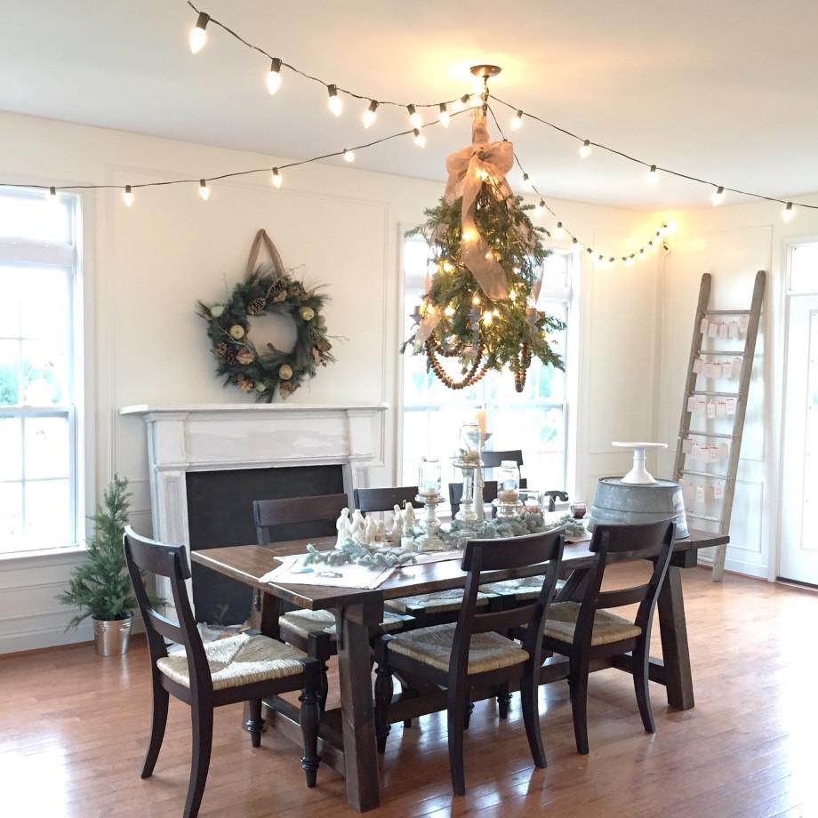 mantel filler, mantel decor, mantel wood slice inset, the simple farmhouse