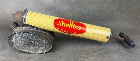 SHELL TOX -Belgique $$$