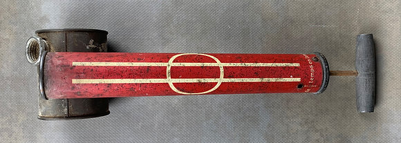 MARQUE INCONNUE rouge -France (1950's) $$$