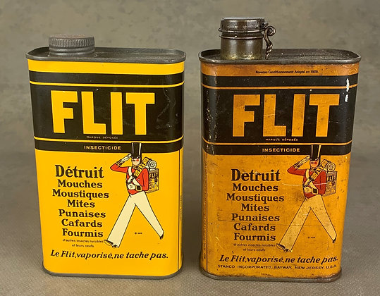 FLIT / DETRUIT / US Pint -France (type1&2)