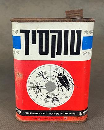 TOXID -Israel