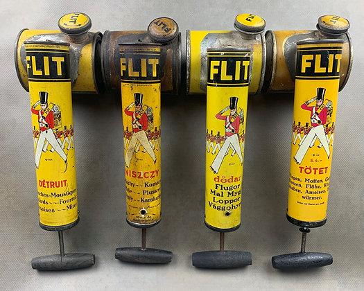FLIT -4 pays (1928's)