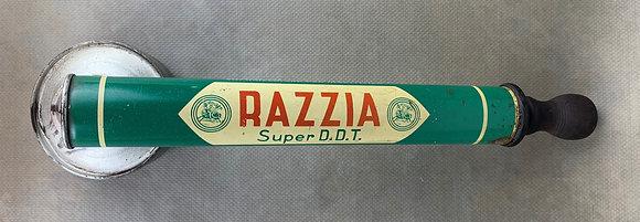 RAZZIA (type2) -Italie