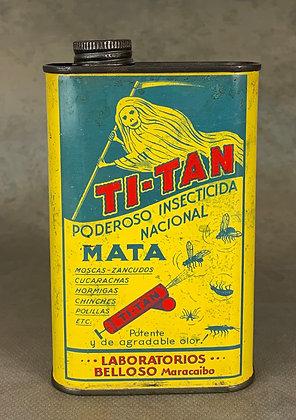 TI-TAN -Venezuela