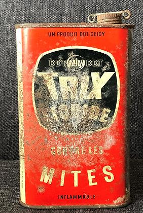 Copie de NoREF -Fr&All (verre) ~1958 #odi-t