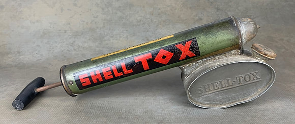 SHELL TOX (type2) -France $$$