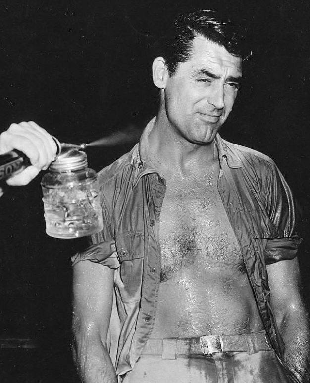Cary Grant (Hudson sprayer)