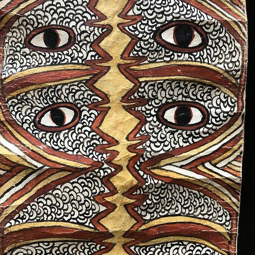 Rouleau Protecteur - Magic Scroll, Ethiopie
