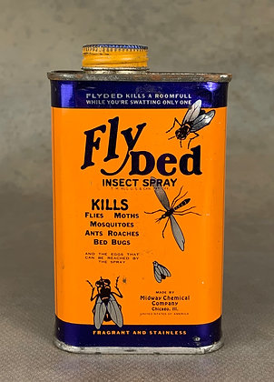 FLY-DED -Etats-Unis