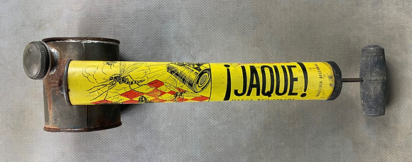 JAQUE (type1) -Argentine