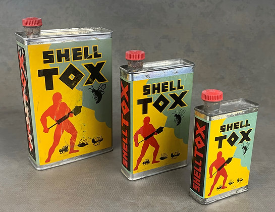 SHELL TOX -Pays-Bas