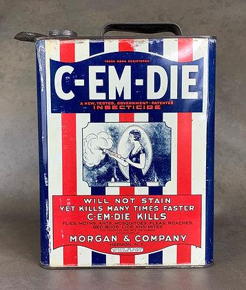 C-EM-DIE -Etats-Unis