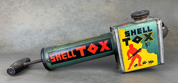 SHELL TOX -France (1930s)
