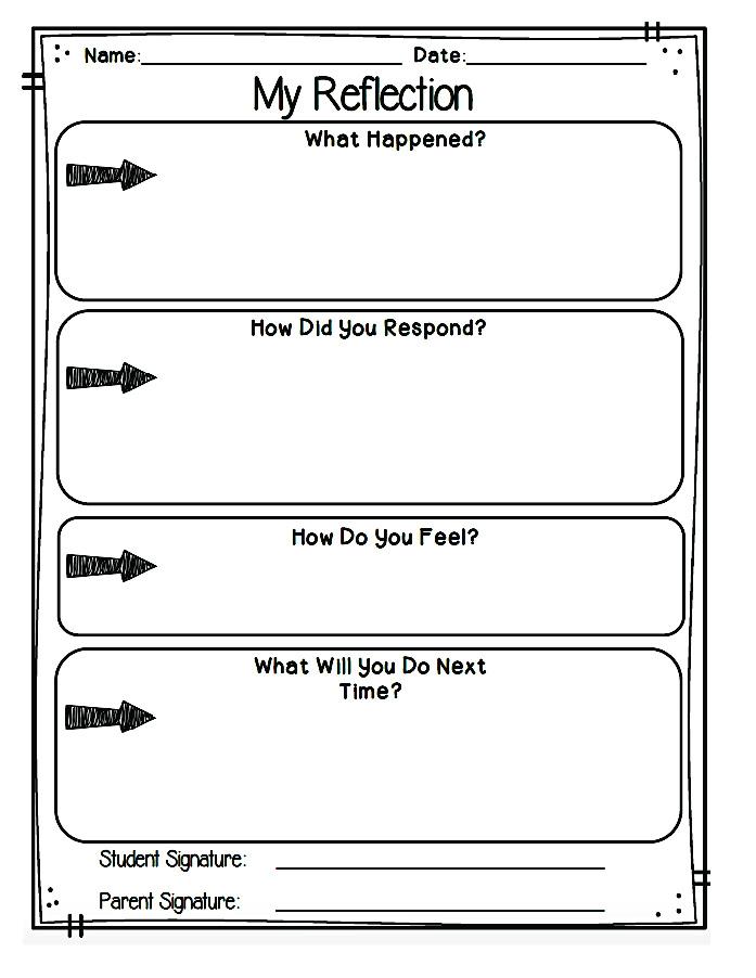Behavior Reflections Sheets_Page_01