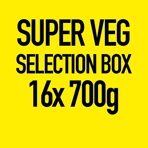 16x 700g Super Veg Selection Box
