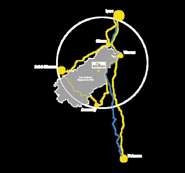 Montagnier TP une entrepisede travaux publics au coeur du Parc Naturel Régional du Pilat entre Loire Rhône Isère et Ardèche