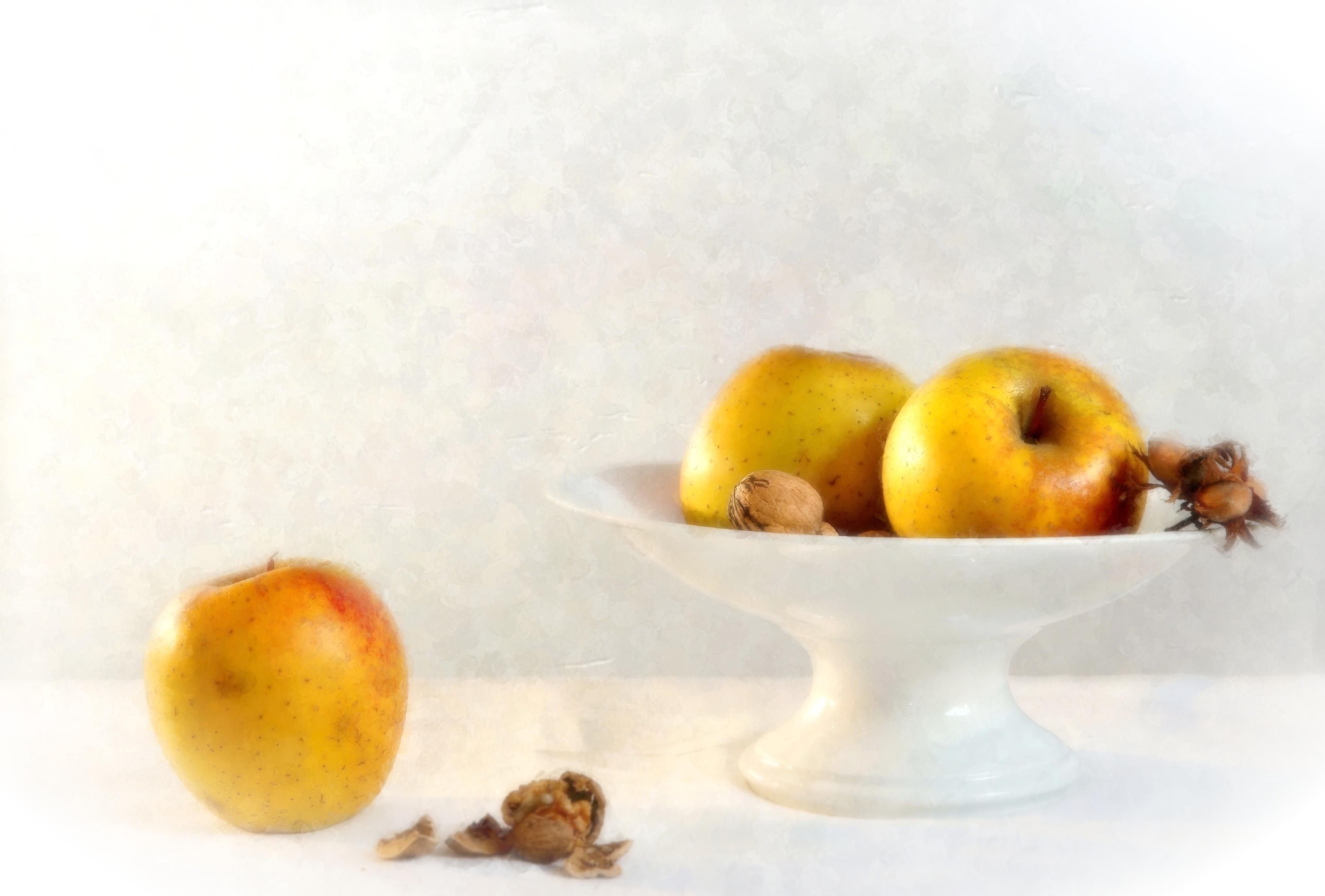 3 pommes claires