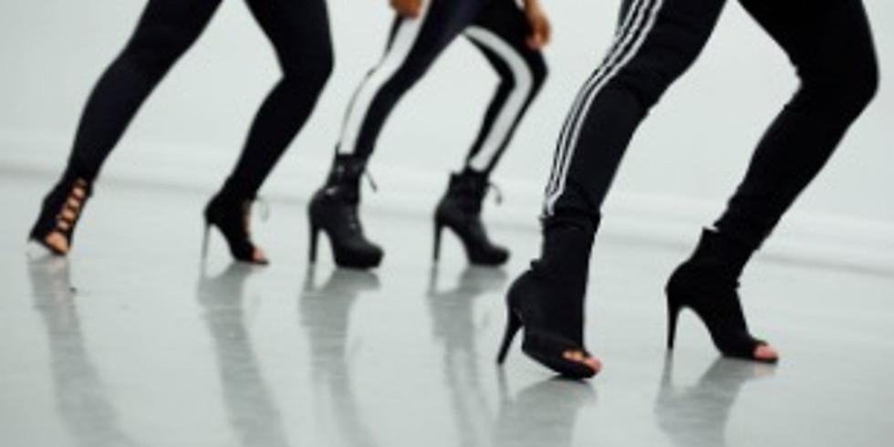 Mirror Envy Heels Class