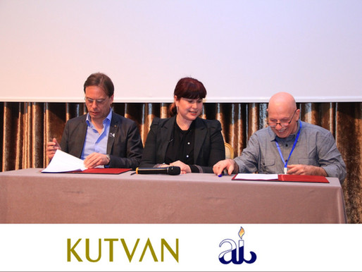 STRATEGIC COOPERATION BETWEEN KUTVAN GROUP AND THE ALTSHULLER INSTITUTE FOR TRIZ STUDIES