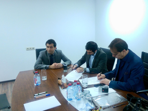 The Consultancy Agreement with MACARA CLUB MMC