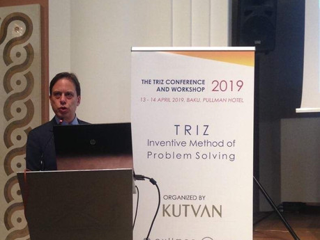 THE TRIZ CONFERENCE AND WORKSHOP 2019