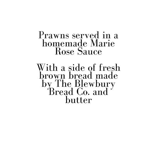 Prawn Cocktail (Valentine)