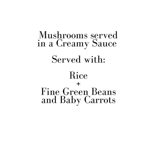 Mushroom Stroganoff (New Year's Eve)