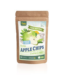Sely Freeze Dried Apple Slices