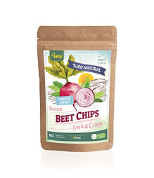 Sely Freeze Dried Beet Chips