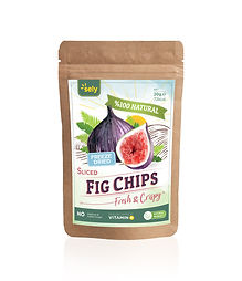 Sely Freeze Dried Fig Chips