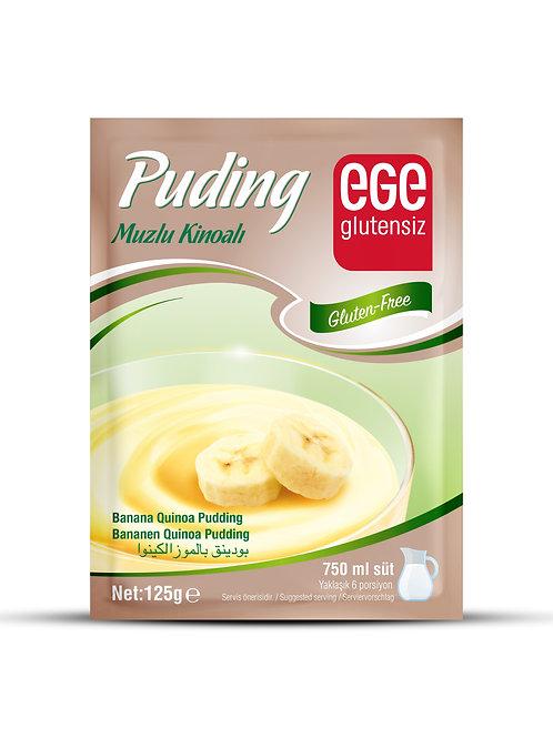 Ege Gluten Free Banana Quinoa Pudding 125 gr