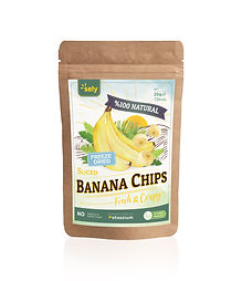 Sely Freeze Dried Banana Chips