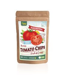 Sely Freeze Dried Tomato Chips